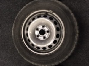 Winterbanden set VW Caddy    195/65R15 3.5/3.5/5.5/3.5 31VKJ9