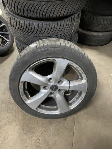 Zomerbanden set VW Transporter 245/45R18 3.5/2.5/1.5/3.5mm
