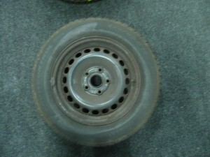 Winterbanden set VW Touran  195/65R15 4.5/5.0/5.5/4.0mm 38SHHS